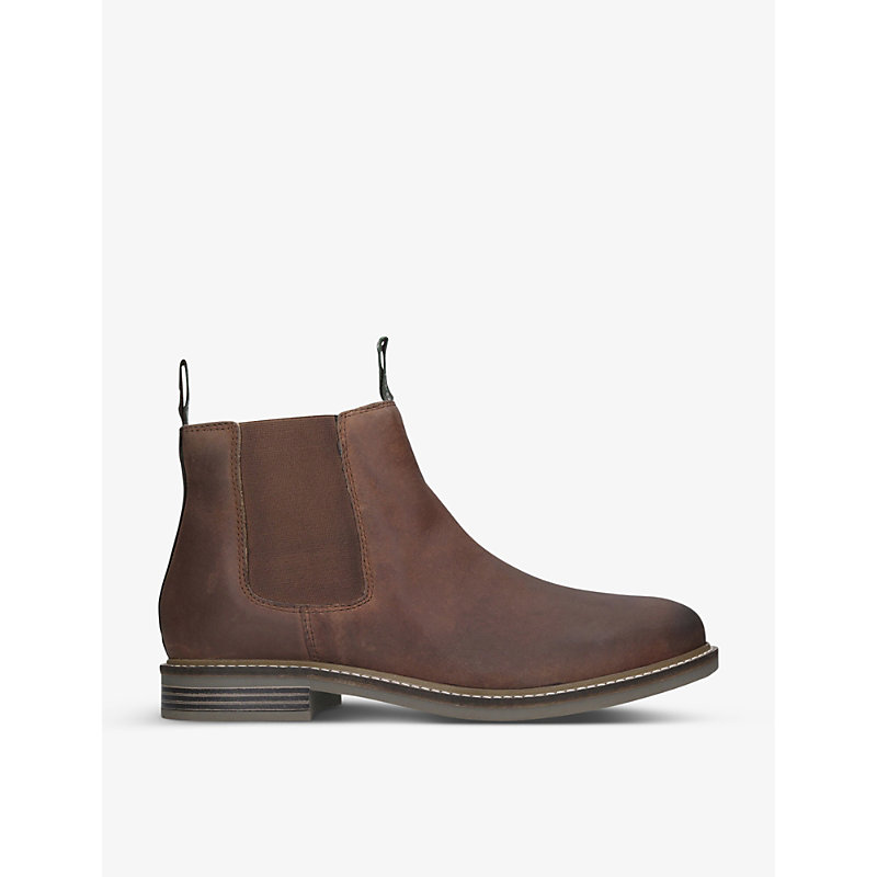 Barbour Boots FARSLEY LEATHER CHELSEA BOOTS