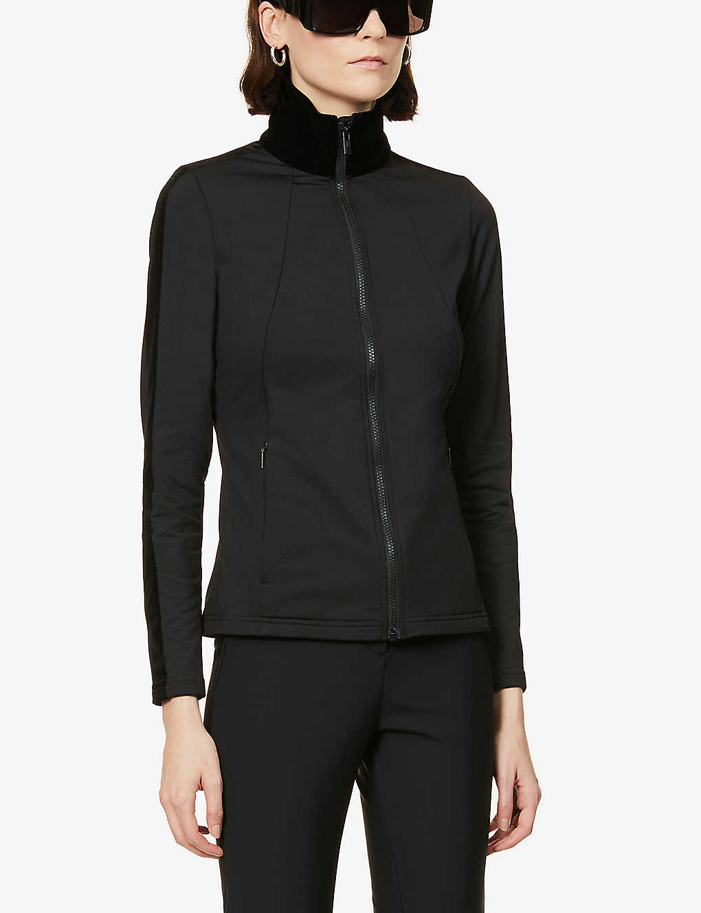 FUSALP: Stellaria slim-fit stretch-woven jacket