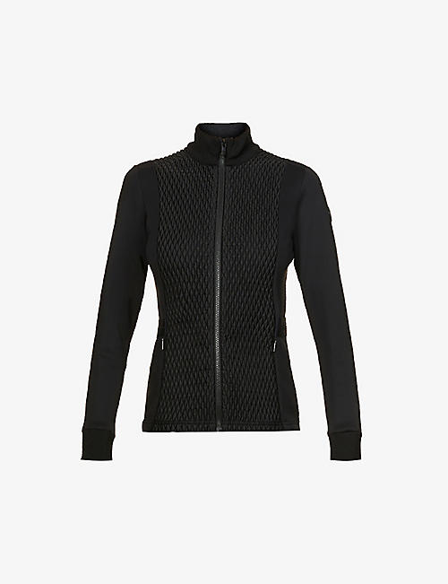 FUSALP: Meryl quilted stretch-woven jacket