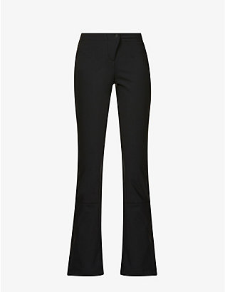 FUSALP: Tipi bootcut-leg stretch-woven trousers