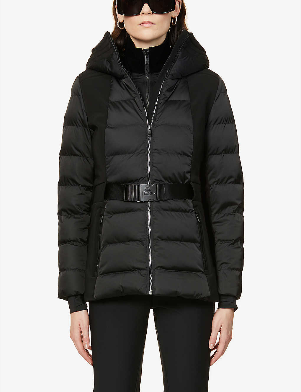 FUSALP: Anouk quilted shell jacket