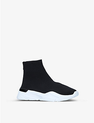 MALLET: Sock Runner stretch-knit trainers