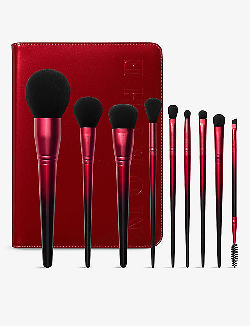 MORPHE: Royal Sweep 9-piece brush collection and case worth £135