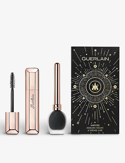 GUERLAIN: Mad Eyes Mascara and Liner set