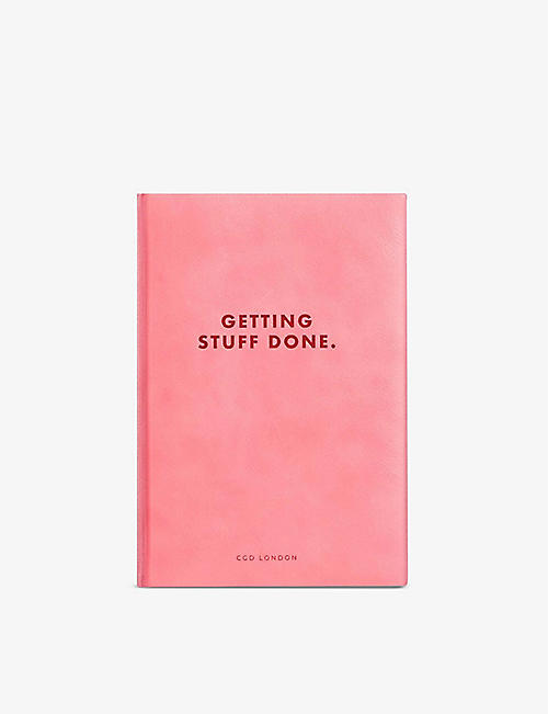 CGD LONDON: Getting Stuff Done planner 21cm x 14cm