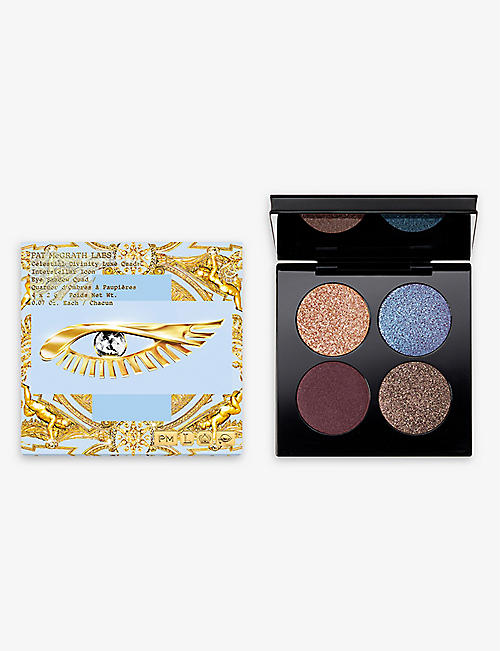 PAT MCGRATH LABS: Celestial Divinity Luxe Quad eyeshadow palette 6.88g