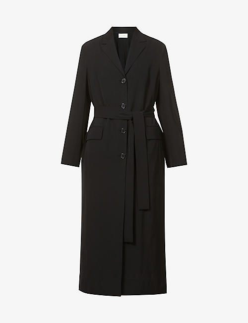 THE ROW: Owen single-breasted wool coat