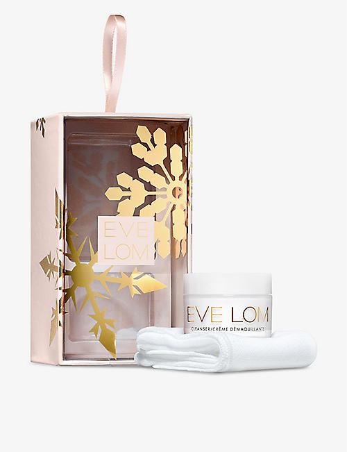EVE LOM: Iconic Cleanse gift set