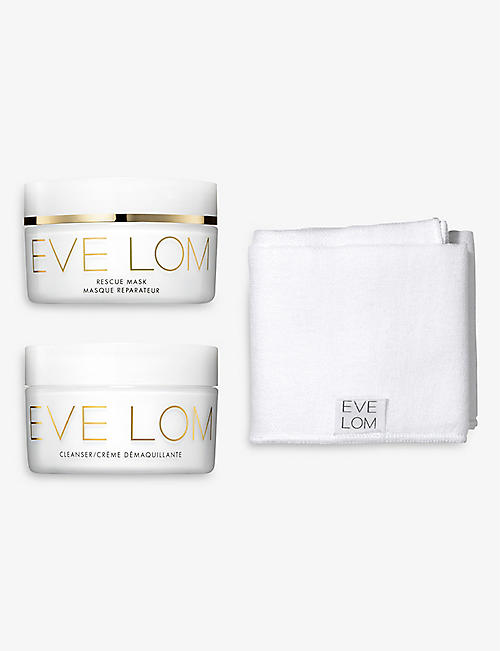 EVE LOM: Rescue Ritual gift set