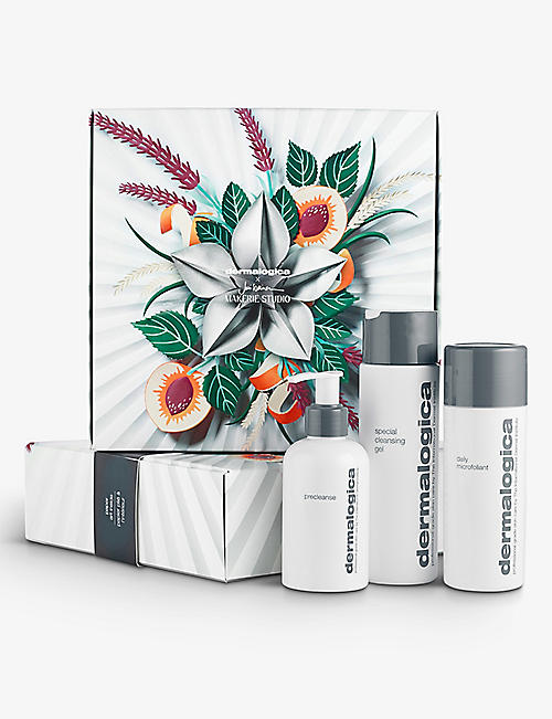 DERMALOGICA: Your Best Cleanse and Glow set