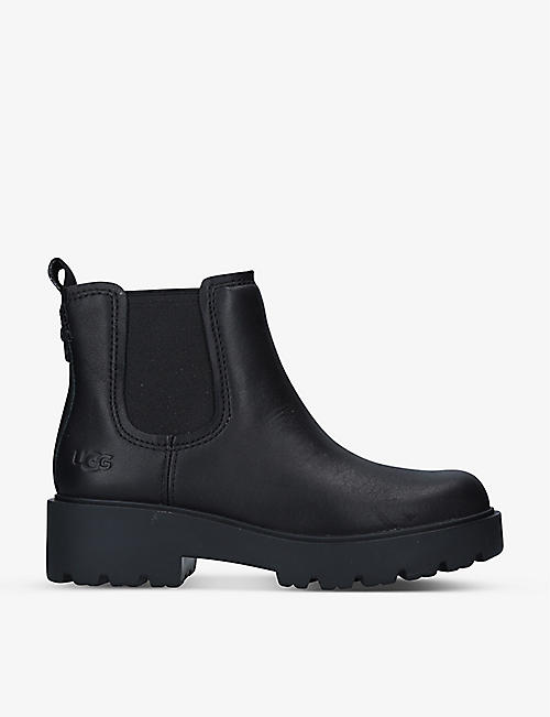 UGG: Markstrum waterproof leather Chelsea boots