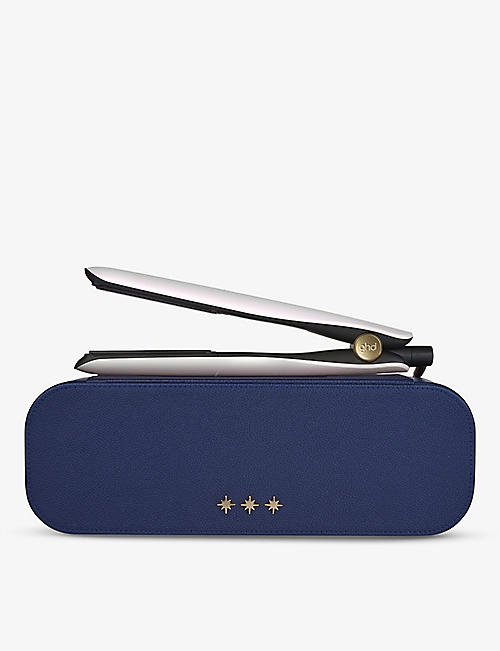 GHD: ghd Gold Iridescent White Straightener