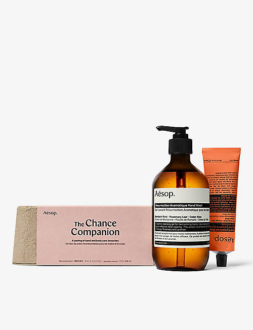 AESOP: The Chance Companion kit