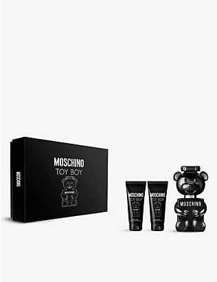 MOSCHINO: Toy Boy gift set