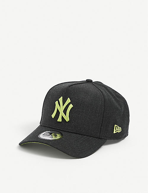 NEW ERA: NY Yankees woven cap