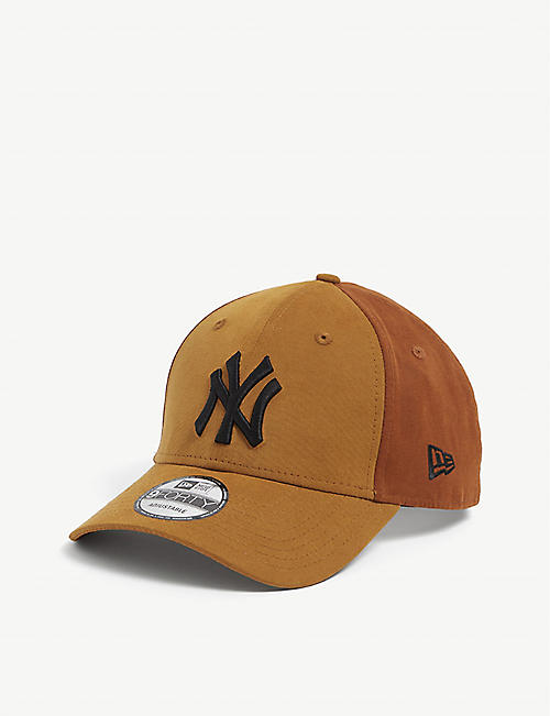 NEW ERA: NY Yankees cotton-blend cap