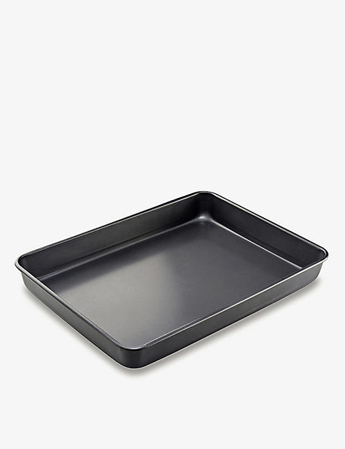 EDDINGTONS: The Carvery large non-stick coated steel baking tray 30cm