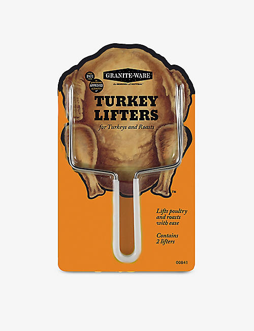 EDDINGTONS: Turkey Lifters pack of two