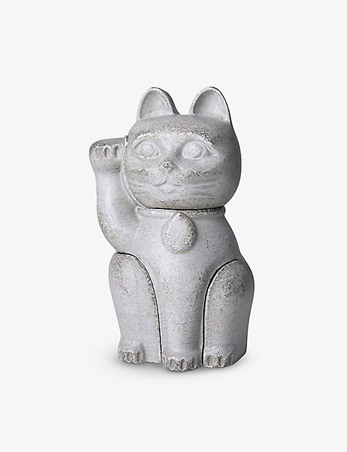 LOCKNESTERS: Maneki-Neko object and puzzle 15cm