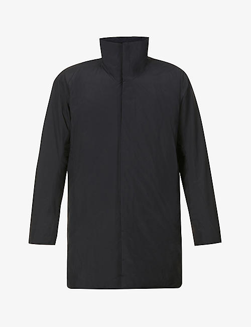 ARC'TERYX VEILANCE: Euler funnel-neck shell jacket