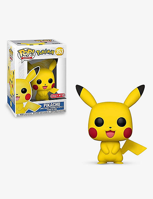 FUNKO: Pop! Pikachu toy figure 10cm