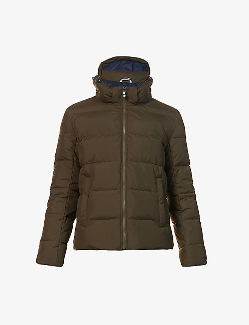 PYRENEX: Spoutnic shell-down jacket