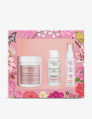 CHRISTOPHE ROBIN: Volume gift set