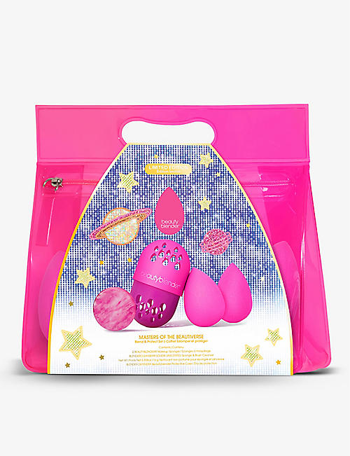 BEAUTYBLENDER: Masters Of The Beautiverse set