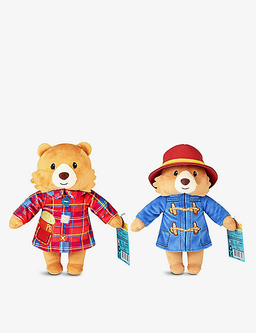 PADDINGTON BEAR: Paddington Collectable soft toy assortment 22cm