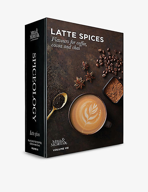 MILL & MORTAR: Latte Spices Coffee Gift Set 510g
