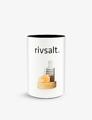 CHRISTMAS: Rivsalt Himalayan rock salt and grater 180g