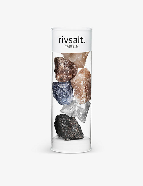 RIVERSALT: Rivsalt Taste 6 Rock Salts 170g