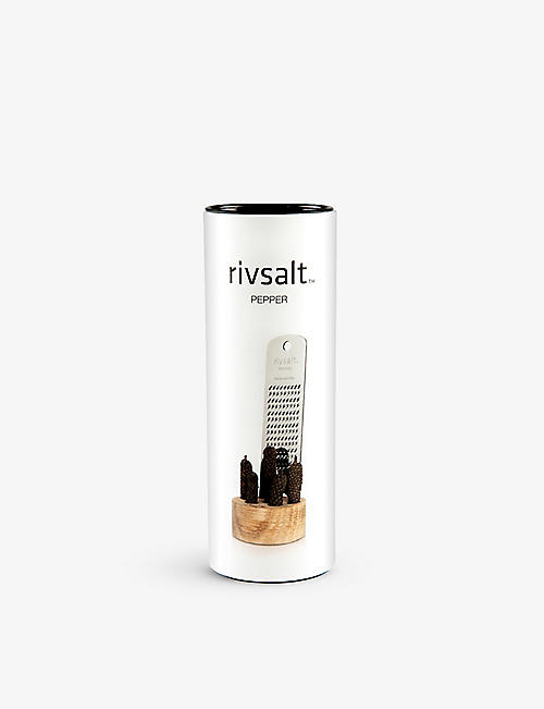 CHRISTMAS: Rivsalt pepper grater set 100g