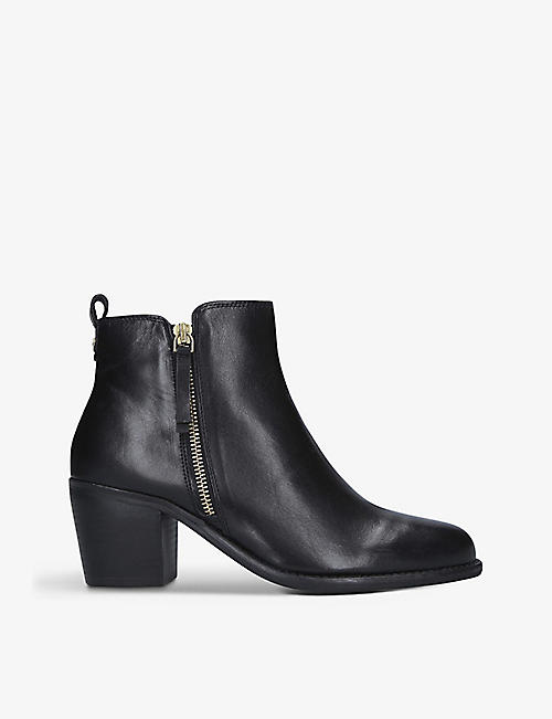 CARVELA: Secil leather ankle boots