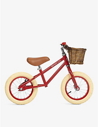 BANWOOD: First Go! Balance toddler push bike