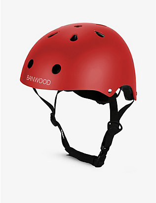 BANWOOD: Adjustable bike helmet 3-7 years