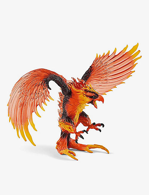SCHLEICH: Fire Eagle toy figure 15cm