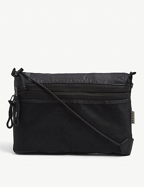 TAIKAN: Sacoche large cross-body bag