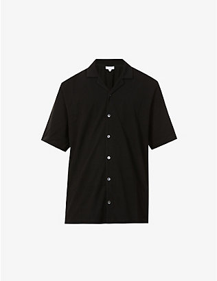 SUNSPEL: Relaxed-fit cotton shirt