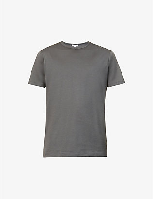SUNSPEL: Classic cotton-jersey T-shirt