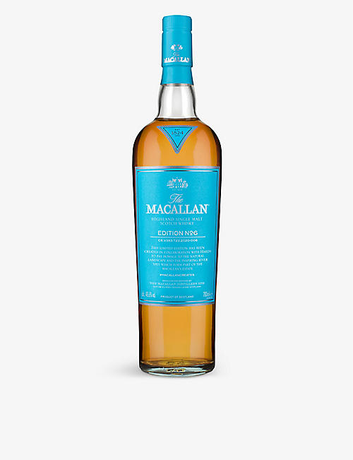 MACALLAN: Edition No.6 Speyside single malt Scotch whisky