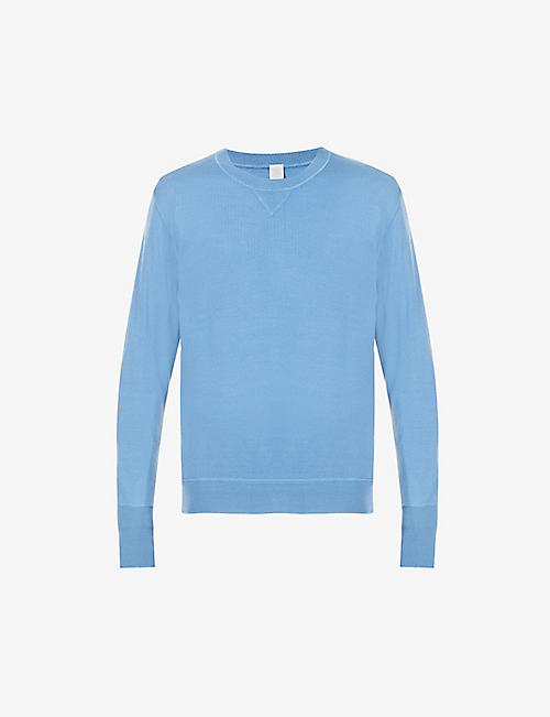 ELEVENTY: Avalon wool jumper