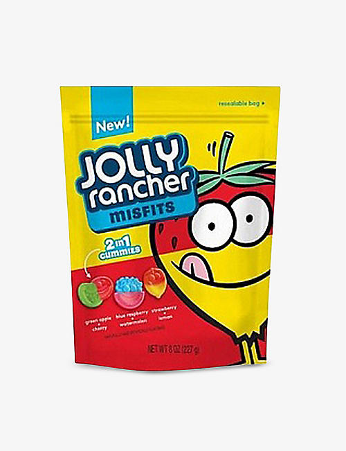 JOLLY RANCHER: Misfits Gummies 226g