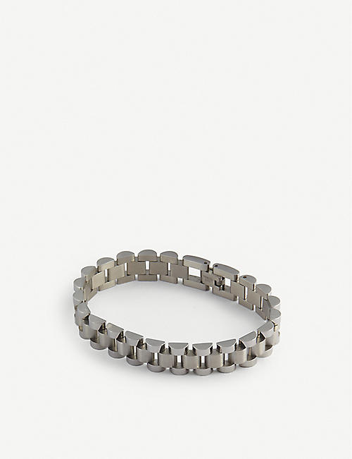 AMBUSH: Rollie stainless steel chain bracelet
