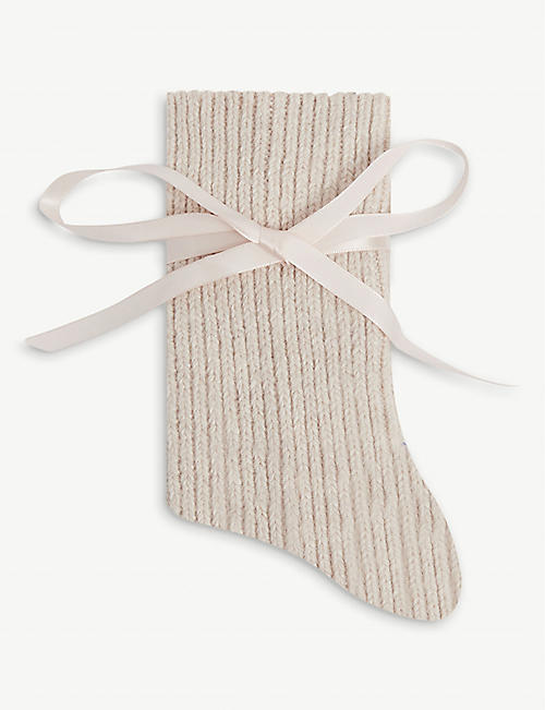 EBERJEY: Ribbed nylon-blend socks