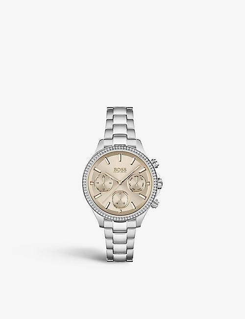 BOSS: 1502565 Hera stainless steel watch