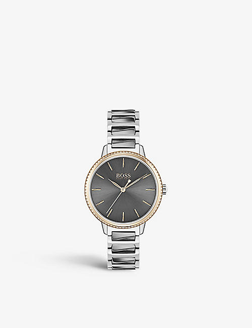 BOSS: 1502569 Signature stainless steel watch
