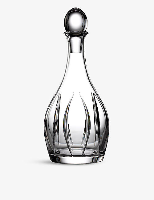 WATERFORD: Tonn crystal decanter 1.2l