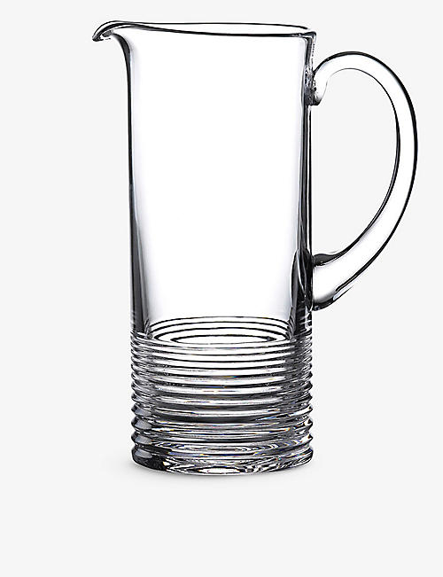 WATERFORD: Mixology Circon crystal pitcher 1.2l