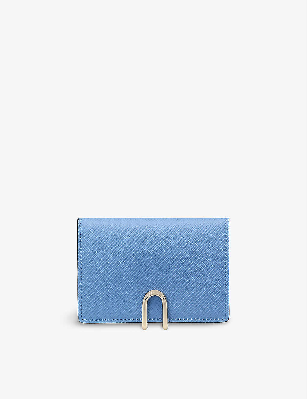 SMYTHSON: Panama leather business and credit card case